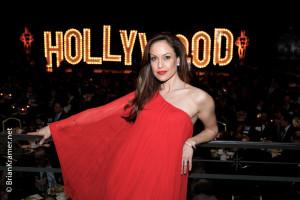 Tatiana Turan as Angelina Jolie